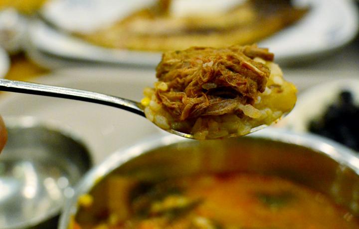 쇠고기 국밥