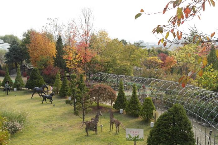 양평 들꽃수목원
