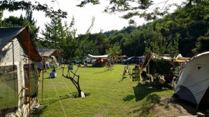 숲속향기캠핑장
