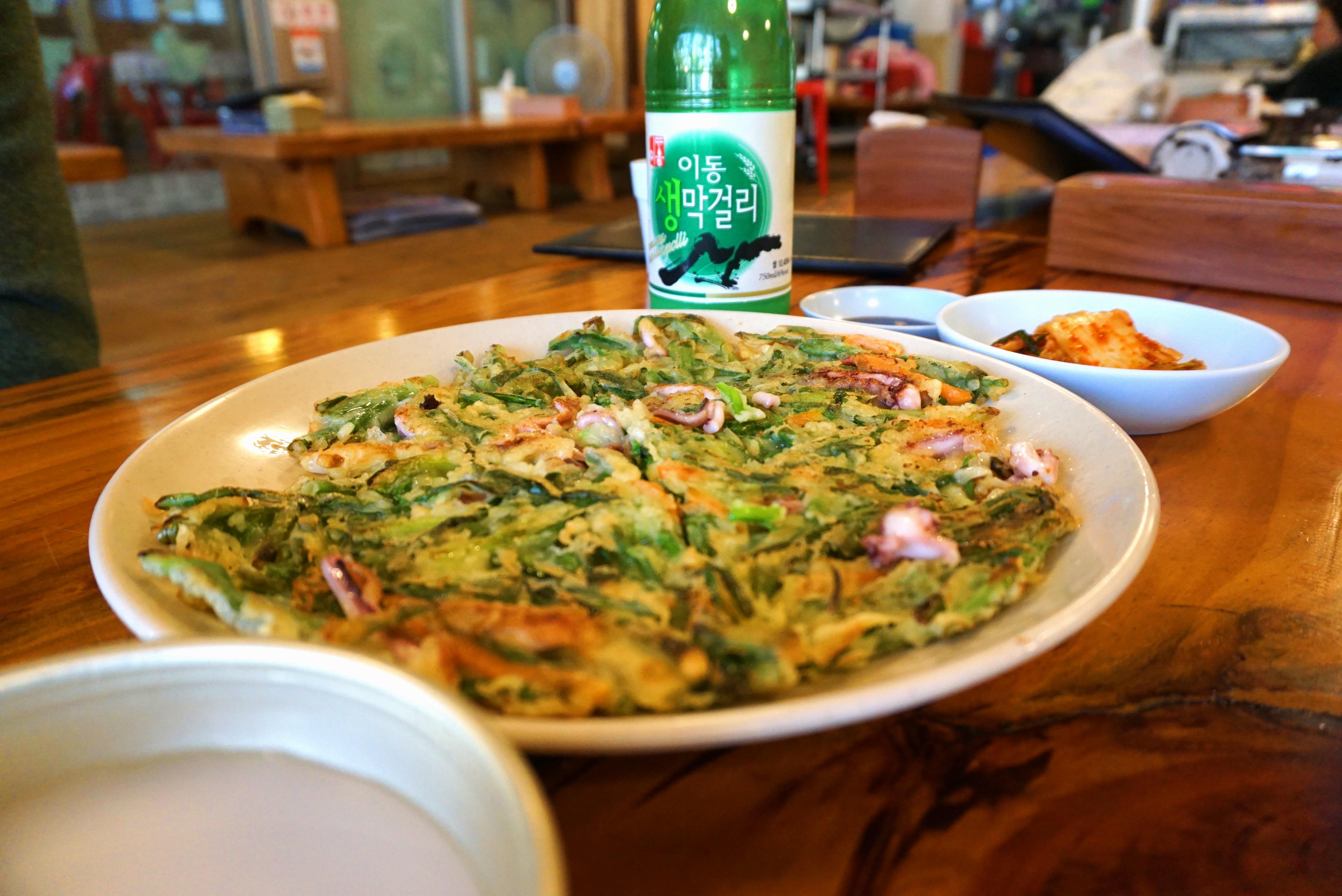 산정호수맛집)친절한 가게, 서울식당
