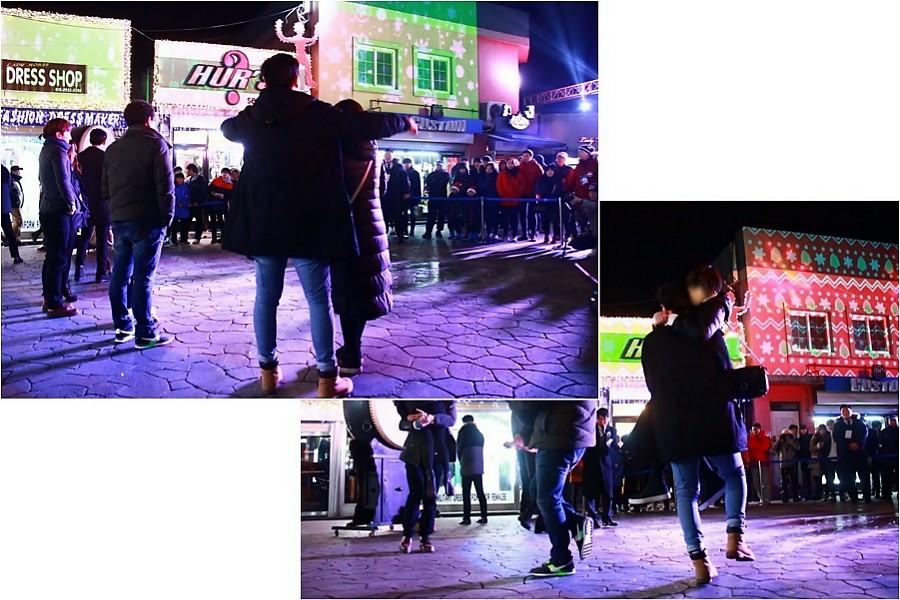 경기도 겨울낭만여행 동두천 X-MAS SHOW열리는 동두천관광특구