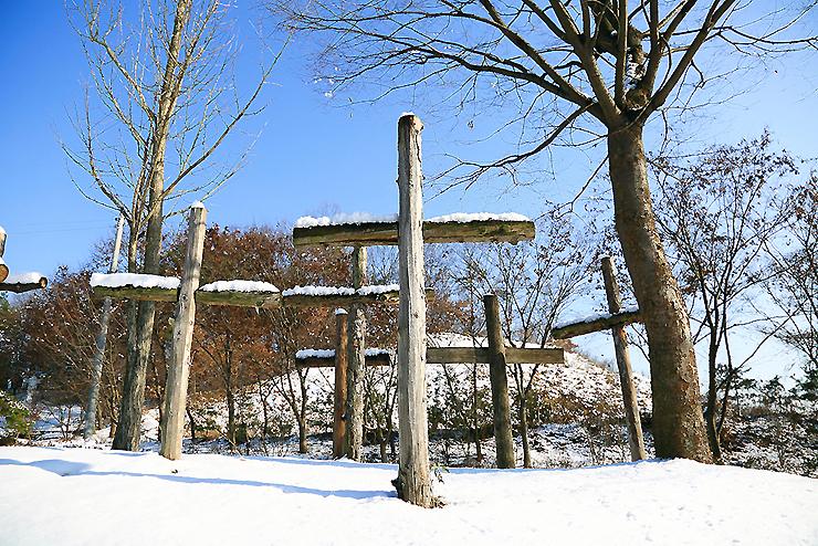 어농성지 십자가의 길