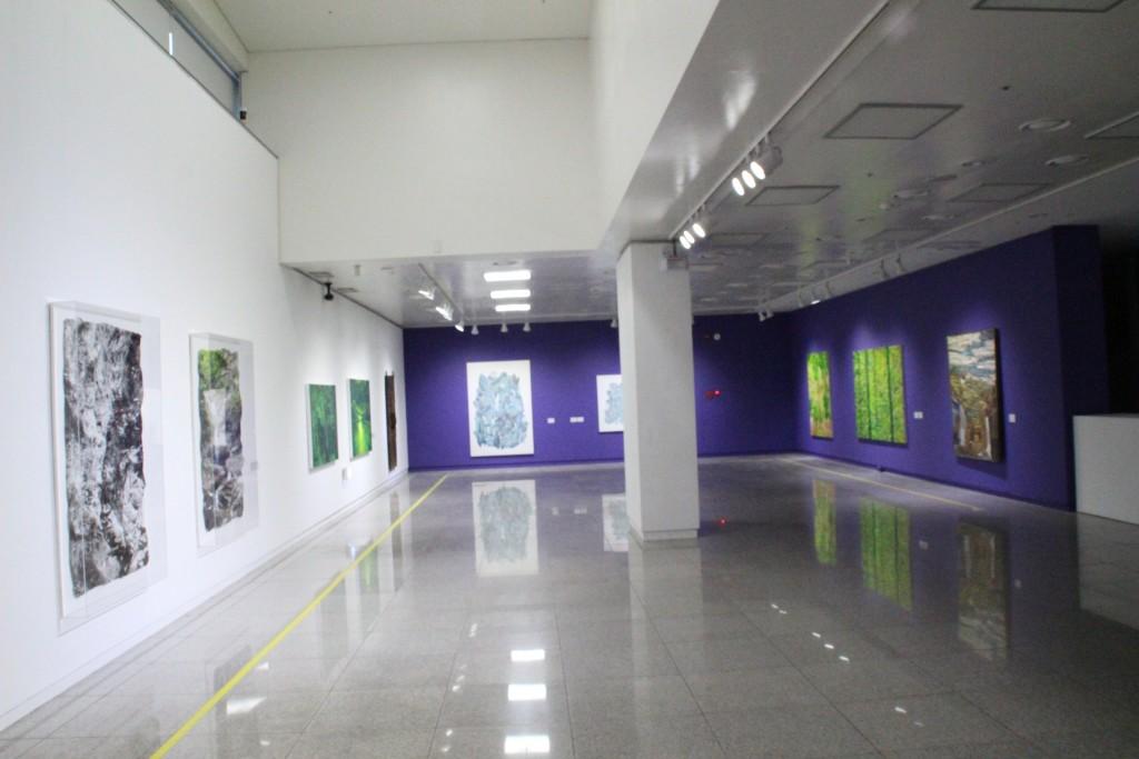 힐링캠프,양평군립미술관 146