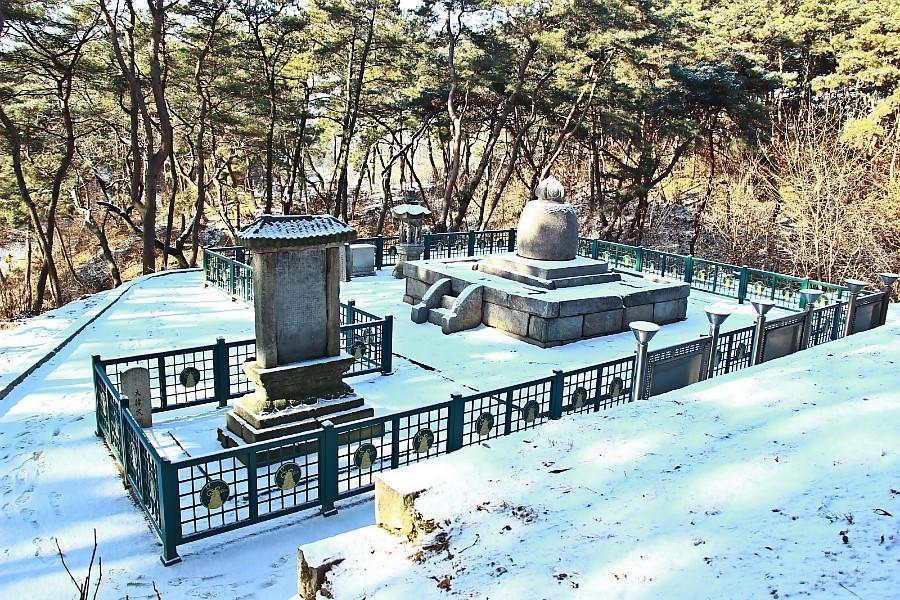 여주 가볼만한곳 신륵사의 겨울