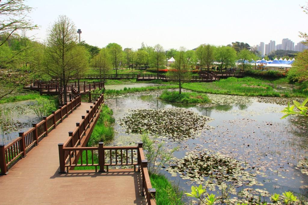 의왕왕송저수지, 군포철쭉동산,시골밥상 058
