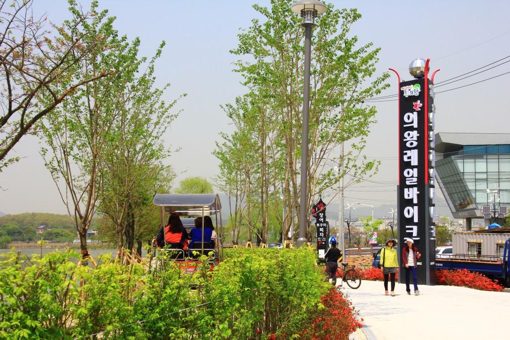 의왕왕송저수지, 군포철쭉동산,시골밥상 070