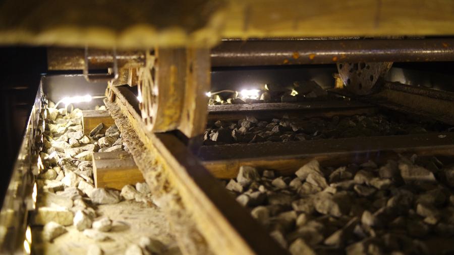 광산 수레차