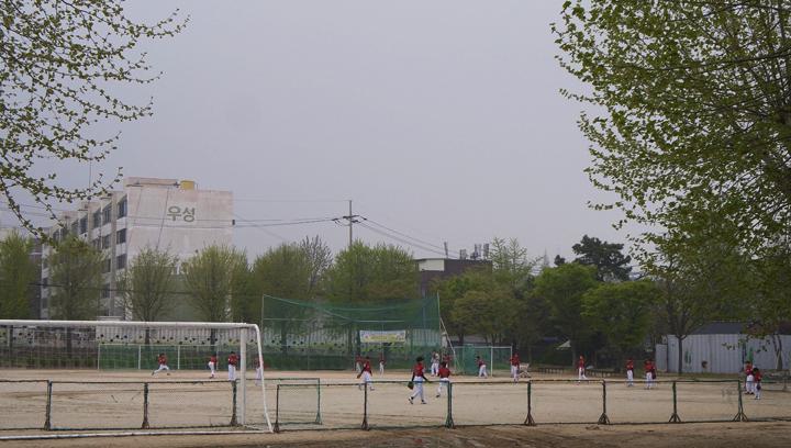 의왕 부곡초등학교