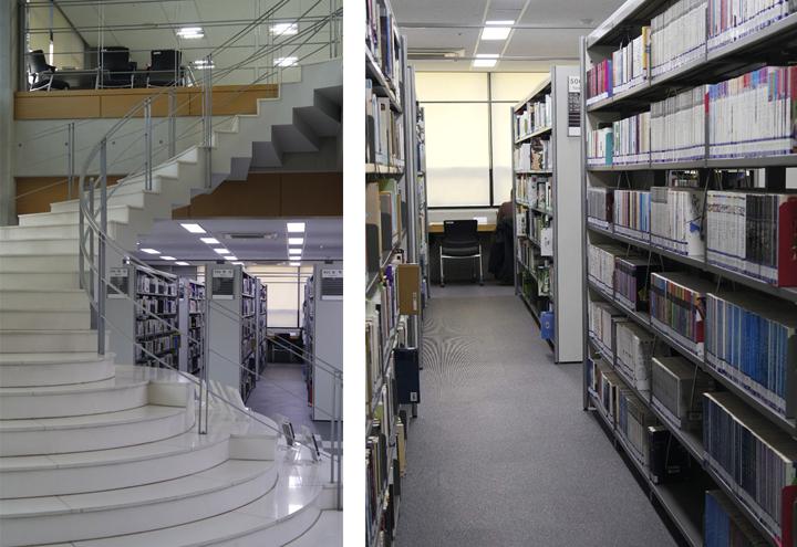 여주도서관 내부