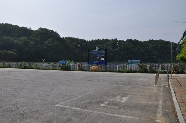 주차장 사진