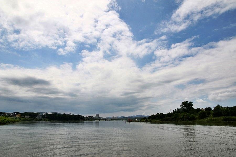 남한강 전경