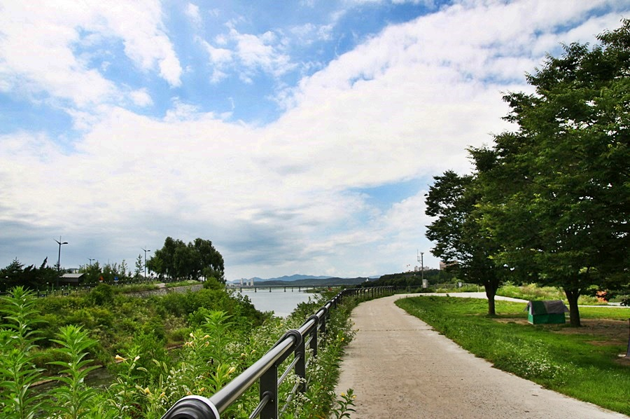 여주 남한강