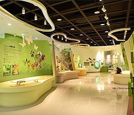 초막골생태공원 생태체험관