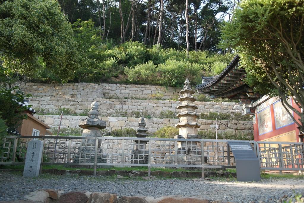 수종사 석탑들