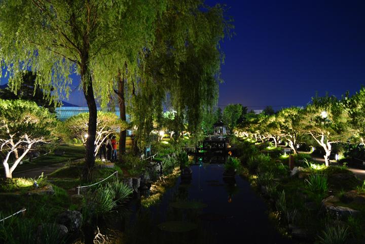 빅토리아 연못
