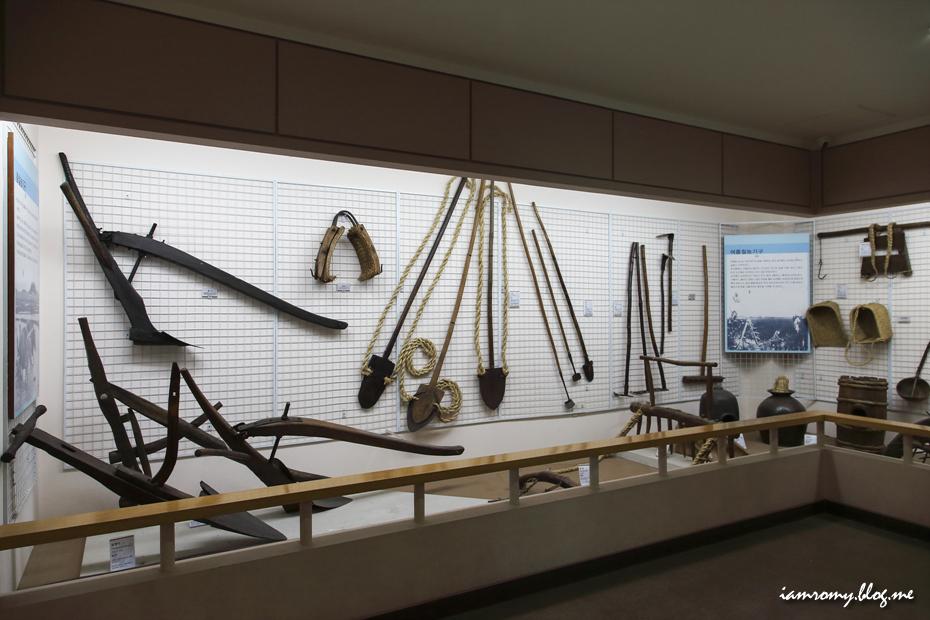농업박물관 전시품