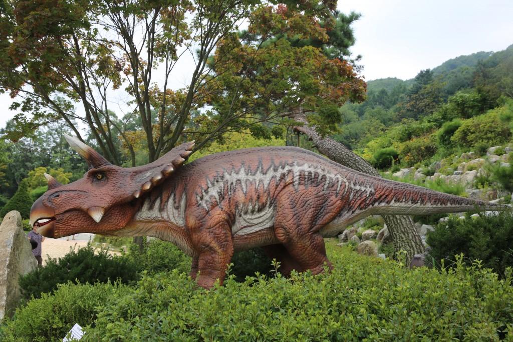 공룡 모형