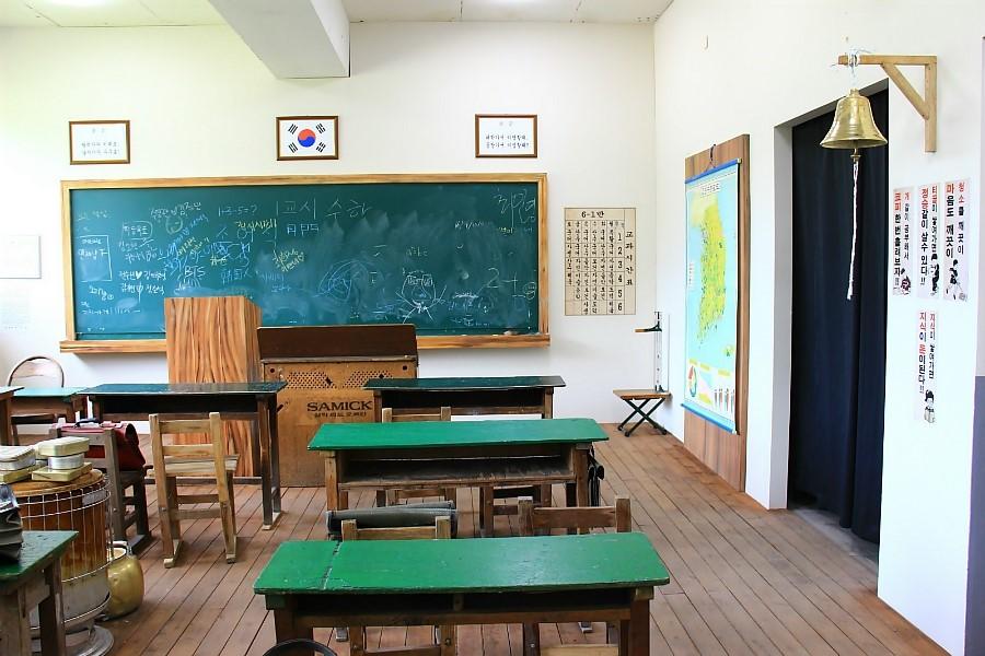 교실 풍경