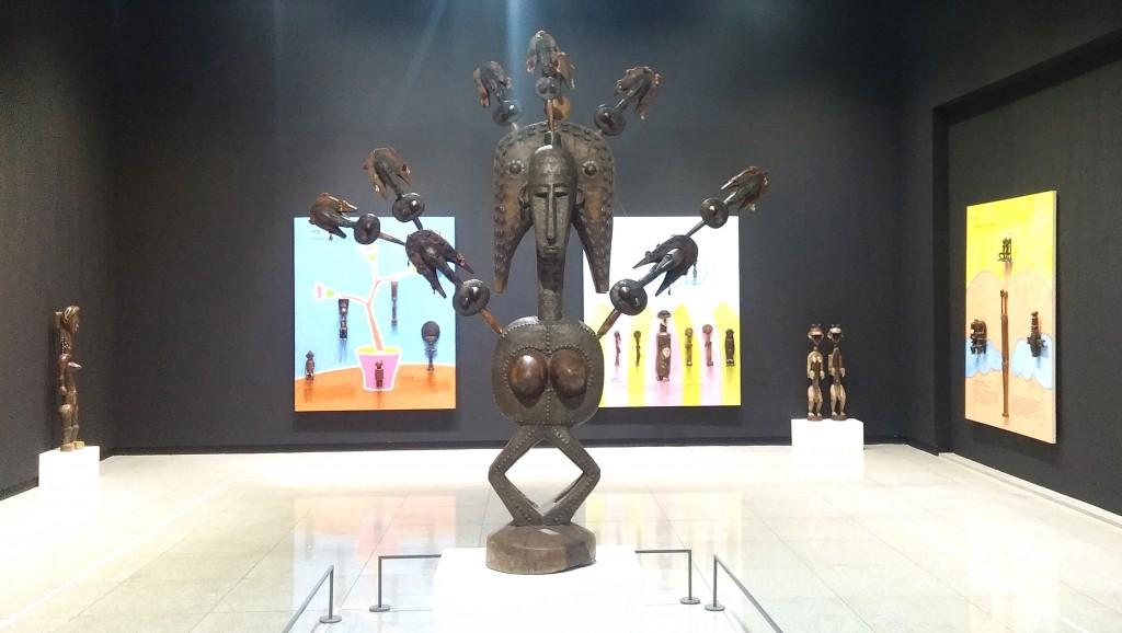 아프리카의 동상
