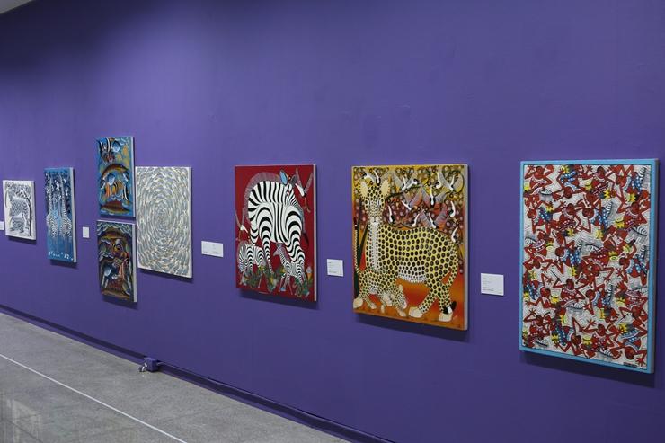 미술 작품들
