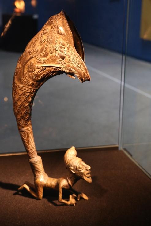바문족의 조각