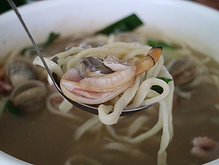 해물칼국수 한국자