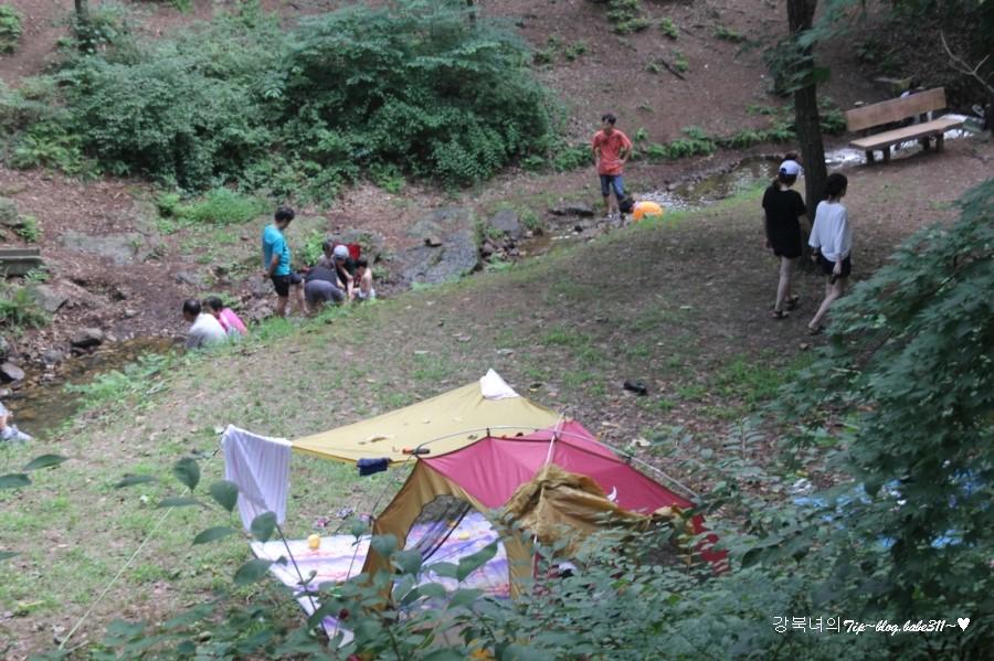 문수산 산림욕장
