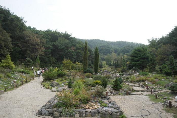 포천 평강식물원