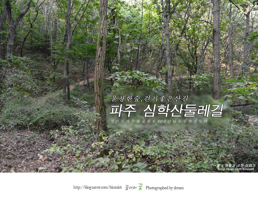 2016.10.11파주심학산둘레길