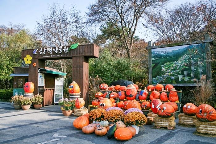 한택식물원 002