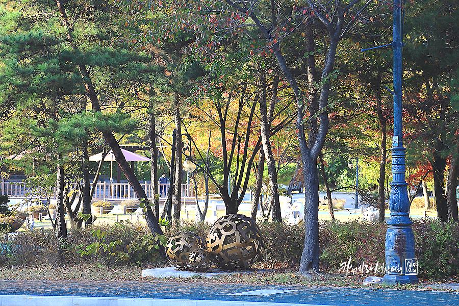 의왕시갈미한글공원