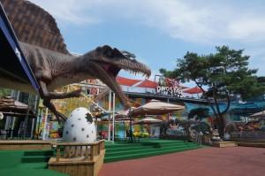공룡테마파크 다이노스타