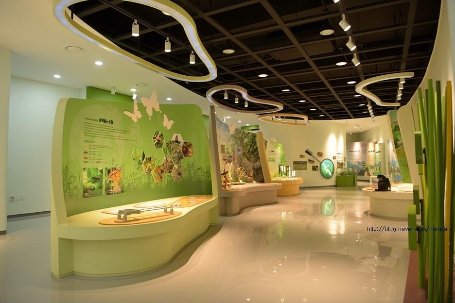 생태공원 전시실