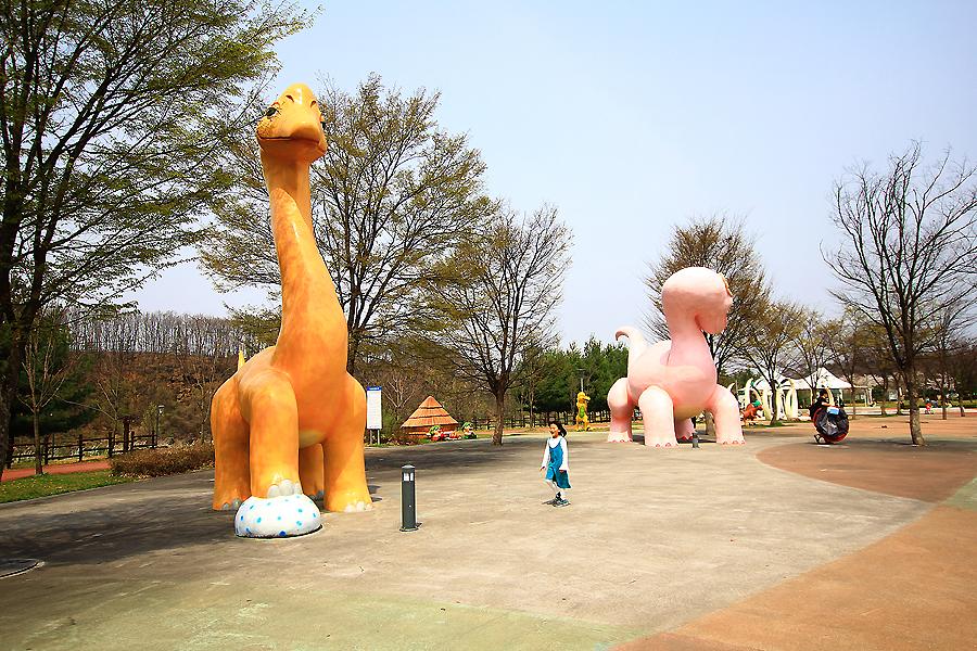 경기도연천여행,한탄강캐릭터공원&교통랜드