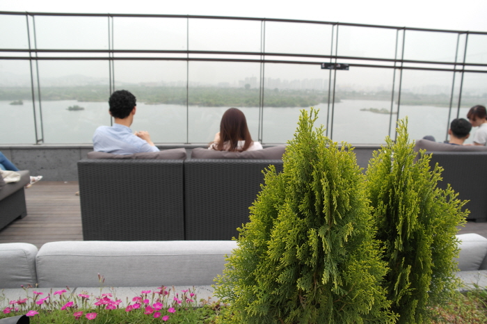 3층 전망대 풍경