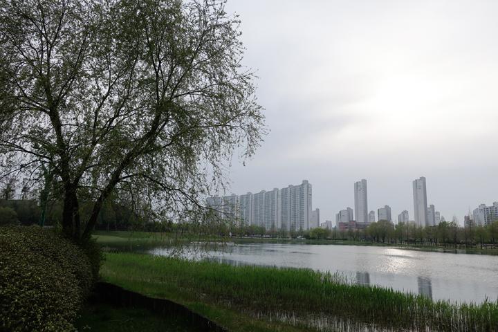 안산호수공원