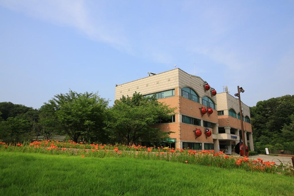 자연생태박물관 풍경