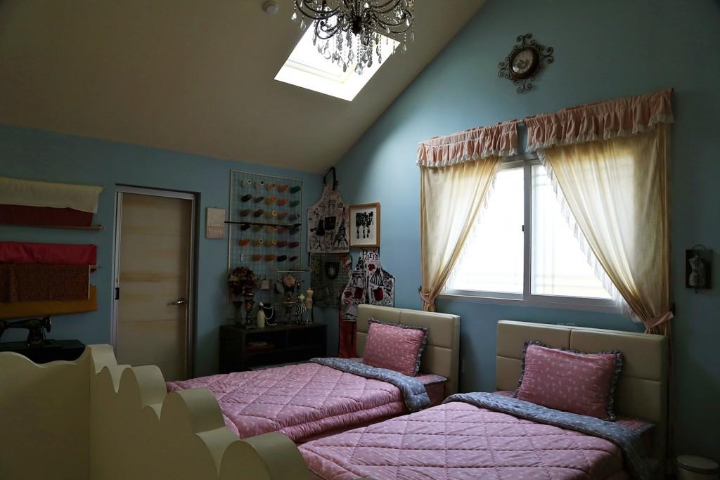 2층 침실