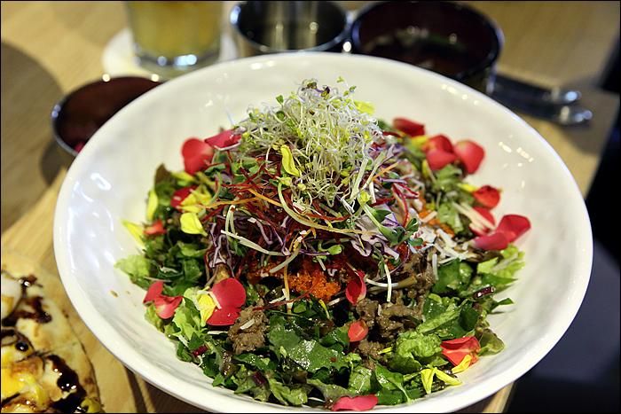 꽃 비빔밥