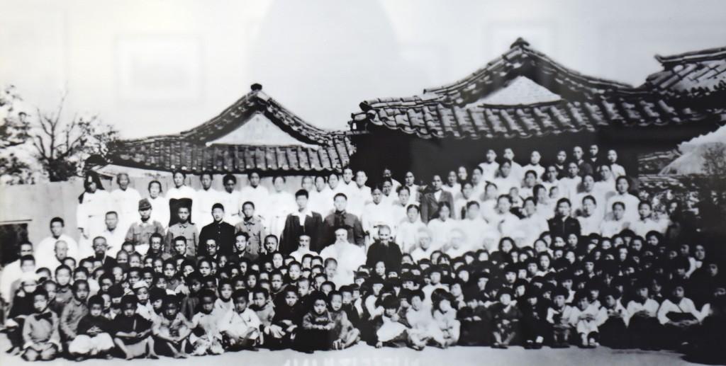 한국 최초의 천주교 신자들