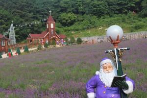 포천 허브아일랜드/동화나라 숙박체험, 산타마을 관람