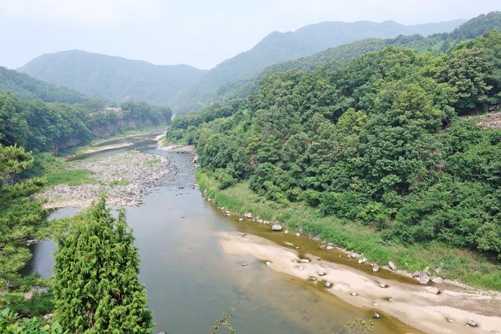 경기도 포천 한탄강 유역