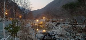 담터오지 캠핑장