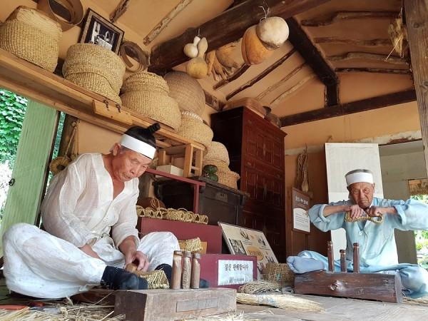 용인 가볼만한곳 한국민속촌 시골외갓집의 여름