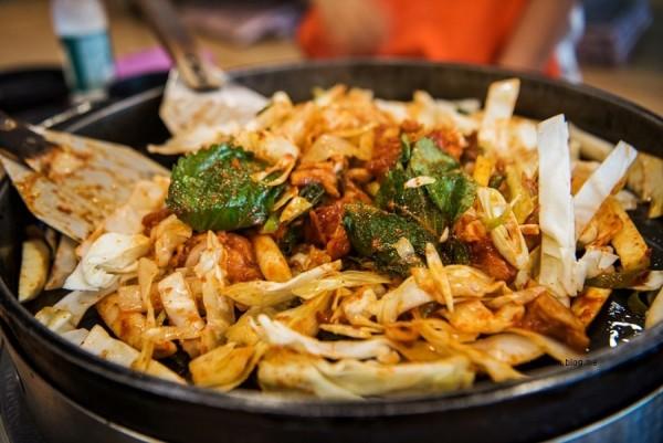 쟁반막국수와 즐긴 가평 닭갈비 맛집