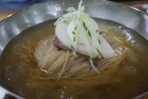 경기도 안성 가볼만한 곳 – 우정집, 42년 된 황해도식 냉면집