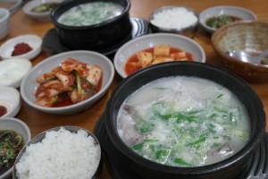 경기도 광주 가볼만한 곳 – 골목집 소머리국밥, 곤지암 소머리국밥의 진미
