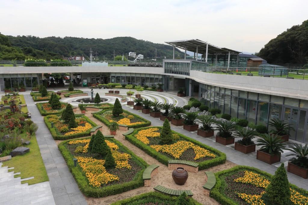 신구대식물원 전경