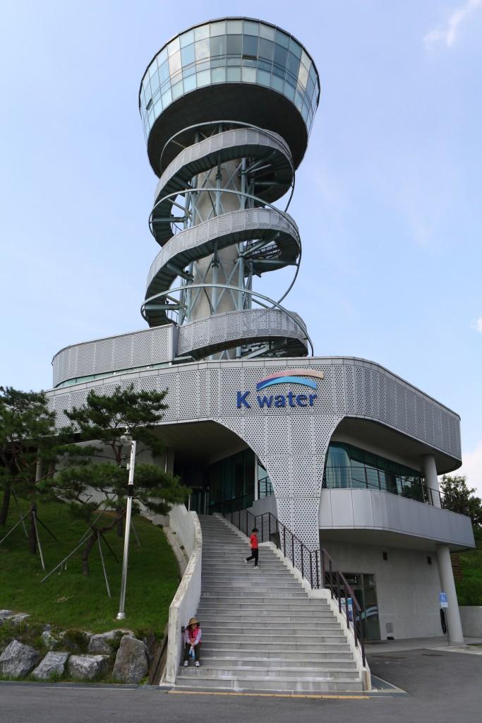 송산그린시티전망대 전경