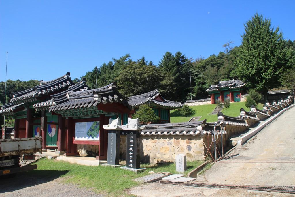 충렬서원,정몽주묘,마가,모현,주북 지석묘,순대 011